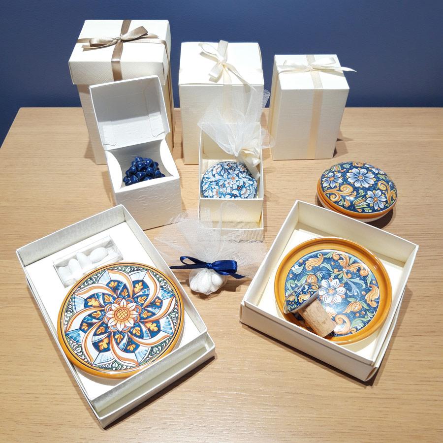 Bomboniere in Ceramica  Personalizzate
