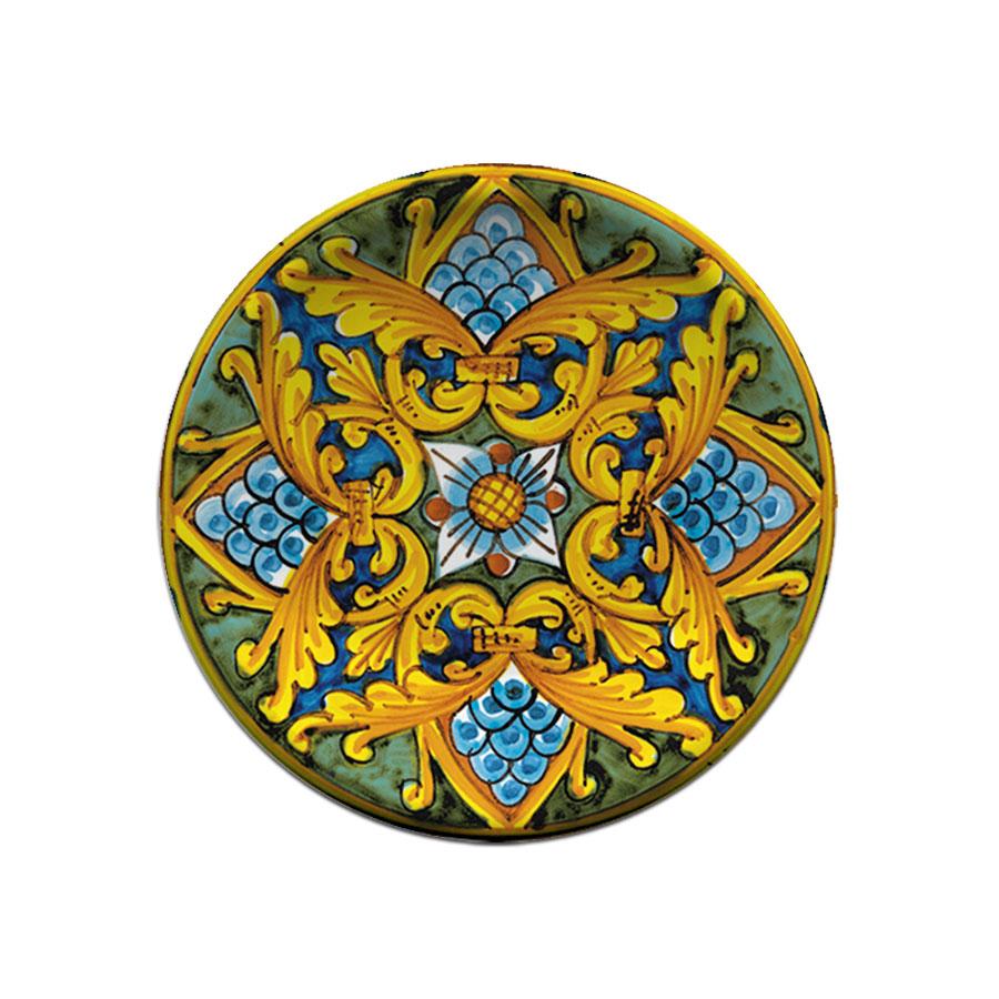 Magnete Piattino Caltagirone 1