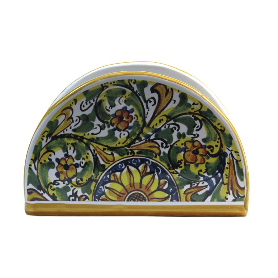 portatovaglioli-ceramica-caltagirone