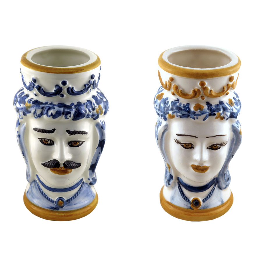 bomboniera-testa-moro-ceramica-11-cm